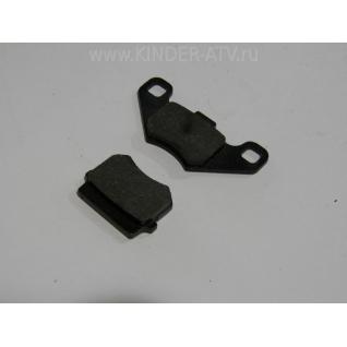 Тормозные колодки задние (125сс)
