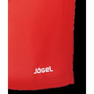 Шорты баскетбольные Jögel Jbs-1120-021, красный/белый, детские размер YXS
