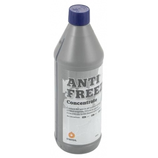 Антифриз Statoil AntiFreeze Concentrate 1л