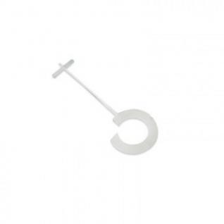Соединитель пластиковый 35мм, крючок, 5000шт./уп. (для МТХ-05R)