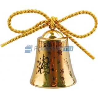 Рождественский колокольчик «Gold» Versace