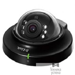 D-Link D-Link DCS-6004L/A1A/A2A Купольная HD-камера