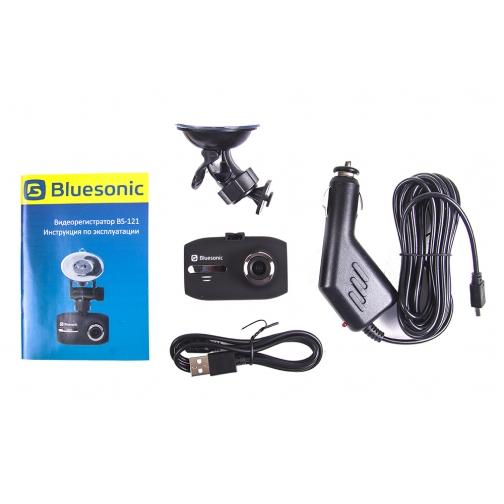 Видеорегистратор Bluesonic BS-F121 BlueSonic 36995015 4