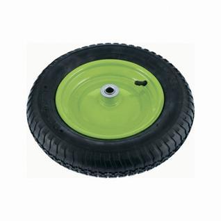 Колесо для тележки пневм 3.00-8, ось 90 мм ,подш. 16мм Сибртех (68971)