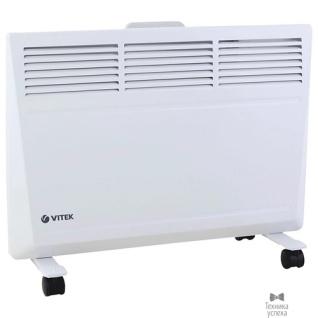 Vitek Тепловентилятор конвекторный VITEK VT-2172(W) Мощность 1500 Вт. до 20 кв. м