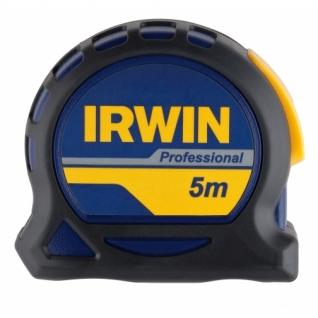 Рулетка Irwin 5м х 19мм PROFESSIONAL, магнит, нейлон, двухсторонняя разметка без упаковки