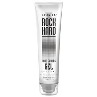 Rock Hard Spiking Gel - Гель сверхсильной фиксации для укладки волос Biosilk