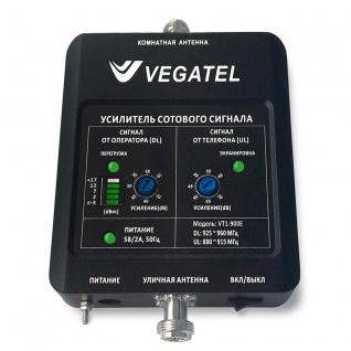 Репитер VEGATEL VT1-900E (LED) VEGATEL