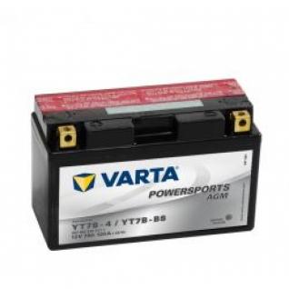 Аккумулятор VARTA AGM 507901012 7 Ач (A/h)-YT7B-BS VARTA 507901012