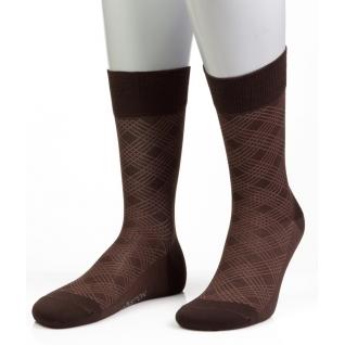 Носки мужские мерсеризованный хлопок арт.15D5