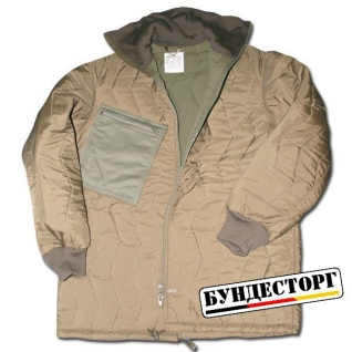 Подкладка для куртки, новая, Бундесвер
