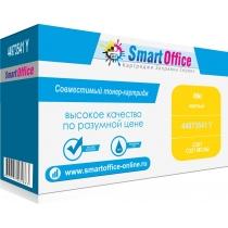Картридж 44973541 Y для OKI C301, C321, MC342 совместимый (желтый, 1500 стр.) 9484-01 Smart Graphics