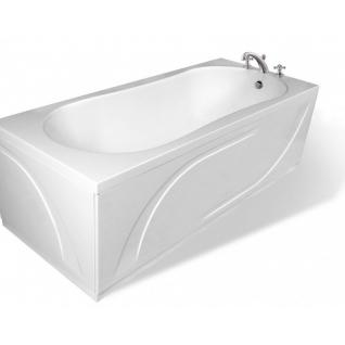 Отдельно стоящая ванна Эстет Лаура белая