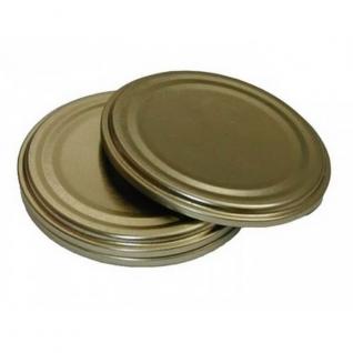 Крышка металлическая для консервирования СКО1-82 (50 шт)