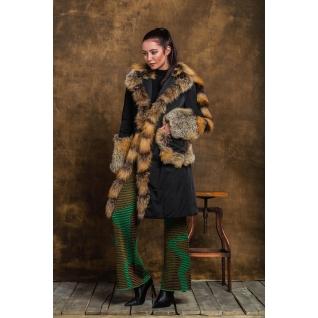Пальто ODRI 18210102 Пальто ODRI BLACK (черный)