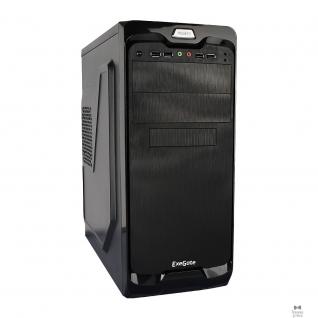 EXEGATE Exegate EX269435RUS Корпус Miditower UN-604 Black, ATX, <UN350, 120mm> 2*USB+2*USB3.0, Audio