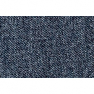 Ковровая Плитка London (Лондон) 1283 Синий RusCarpetTiles