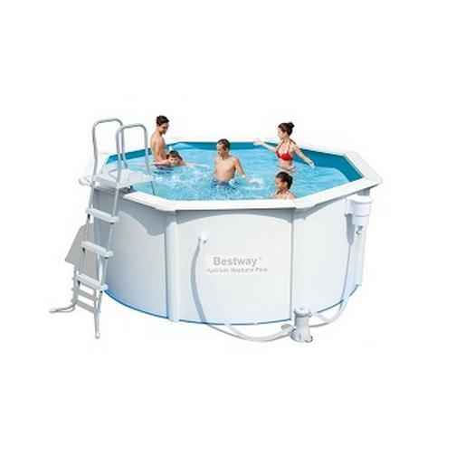 Bestway Стальной бассейн BestWay Hydrium Pool Set 56571, 360х120 см 42299546