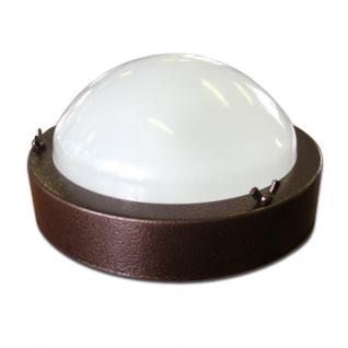 Светильник для бани ТЕРМА 3 медь (круглый, до +120 С, IP65, арт. НББ 03-60-003)