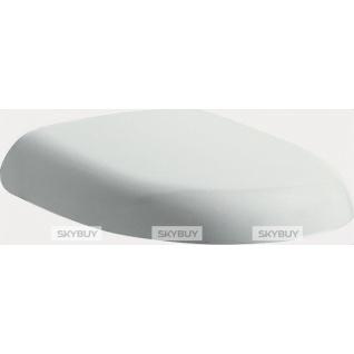 Крышка-сиденье Laufen Florakids 9103.1 белая, с микролифтом, петли хром
