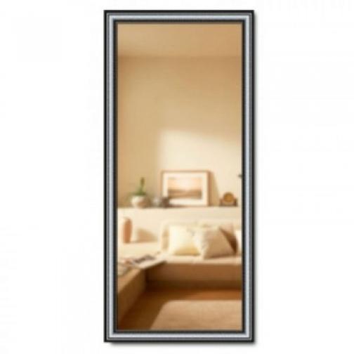 Зеркало МИР_в раме ПЛС 700x28x1700 / 582x1582 (3607028.07) серебро 37858505