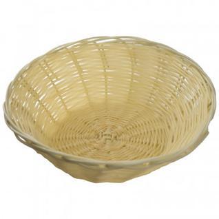 Корзина для хлеба плетеная круглая d-22см h-6см ПП