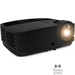 InFocus INFOCUS IN126STx (Full 3D), DLP, 3700 ANSI Lm, 1280х800, 14000:1, 0.52:1 - короткофокусный, 2xVGA,HDMIv.1.4,S-Video,Composite,Stereo 3.5mm Mini Jack input,RS232C, RJ45, USB(Mini-B)