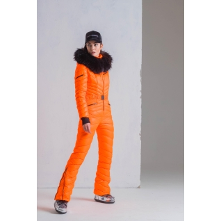 Комбинезон ODRI 18210402 Комбинезон ODRI LUMI ORANGE (оранжевый)