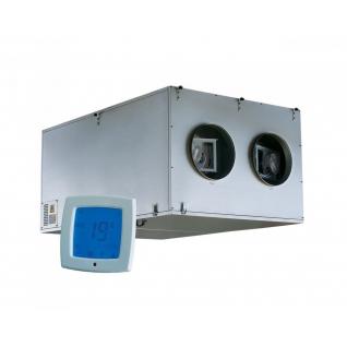 Приточно-вытяжная установка ВУТ 2000 ПЭ ЕС с автоматикой