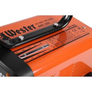 Сварочный аппарат WESTER ARC 200 60-200A 2.0-4.0мм 220/380В