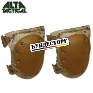 Alta Наколенники ALTA Flex, камуфляж мультикам