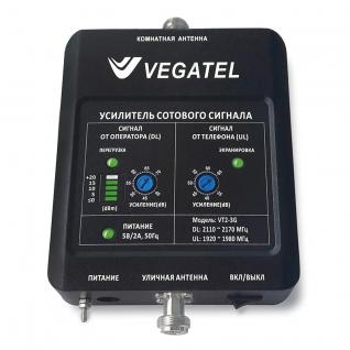 Репитер VEGATEL VT2-3G (LED) VEGATEL