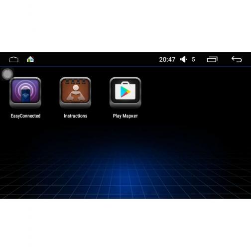 Штатная автомагнитола для Geely Emgrand X7 2011-2017 LeTrun 1891 Android 5.1 Intel SoFIA 36992806 4