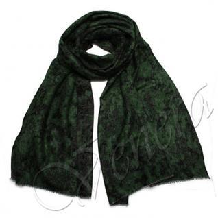 Палантин зеленый 2712901 Venera