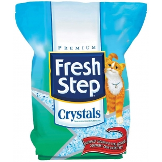 Fresh Step FRESH STEP Crystals силикагель 3,62 кг