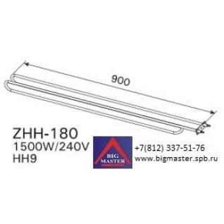 ТЭН Hidden Heater HH9 ZHH - 180