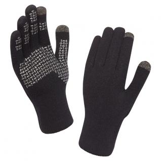 Sealskinz Перчатки SealSkinz Ultra Grip, цвет черный