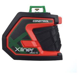 Лазерный нивелир Condtrol XLiner 360 G 1-2-134