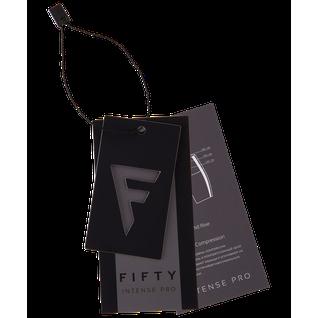 Женские спортивные шорты Fifty Intense Pro Fa-ws-0103, черный/желтый размер L
