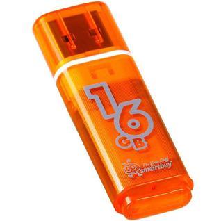 Флеш-накопитель USB 16GB Smart Buy Glossy