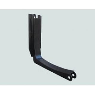 Кронштейн, размер(67Х67) В цену 1-го комплекта с кронштейном входит: Хомут(1шт), резиновые прокладки(2шт), крепёжные стержни(2шт), крепёжные болты(4шт).