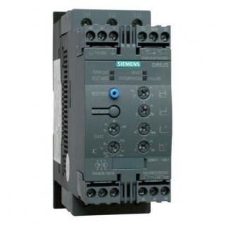 Устройство плавного пуска Siemens 3RW4073-6BB44