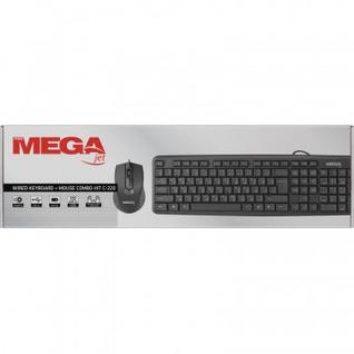Набор клавиатура+мышь Promega jet Hit С-220