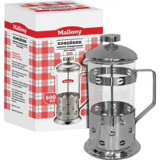 Френч-пресс Кофе Mallony 600мл B535 950042/950146