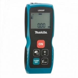 Дальномер лазерный 50-0,05м Макита LD050P 0,1кг