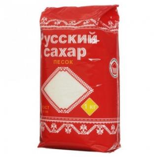 Сахар песок Русский сахар, 1кг