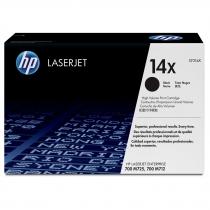 Картридж HP CF214X для HP LaserJet 700 MFP, M712, черный, оригинальный. 7505-01 Hewlett-Packard