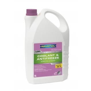 Антифриз Ravenol LGC Lobrid Glycerin Coolant Premix -40° C13 5л
