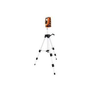 Уровень лазерный HAMMER ULS 15 X GRAVIZAPPA линейный крест/линия 10м ±0.5мм/м ...