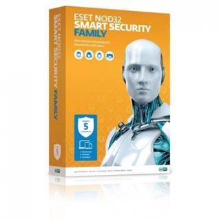 Антивирус ESET NOD32 (NOD32-ESM-NS(BOX)-1-5)